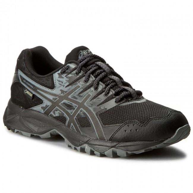 Shoes ASICS - Gel-Sonoma Black/Onyx/Carbon 3 G-Tx GORE-TEX T727N Black/Onyx/Carbon Gel-Sonoma 9099 - Indoor - Running shoes - Sports shoes - Women's shoes 126f56