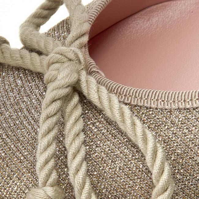 Flats PRETTY BALLERINAS - Rosario 38.165 Plata 9001 - Ballerina Ballerina Ballerina shoes - Low shoes - Women's shoes 370916