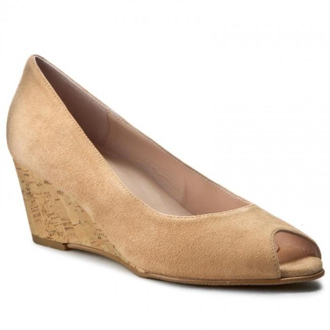 Shoes BRENDA ZARO Ante - H. Barbara T1956B Ante ZARO Make Up - Wedge-heeled shoes - Low shoes - Women's shoes 851962