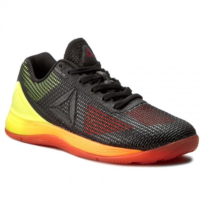 Shoes Reebok - Crossfit Nano 7.0 B BD2830 - Vitamic C/Yellow/Blk/Lead - Fitness - BD2830 Sports shoes - Women's shoes d79458
