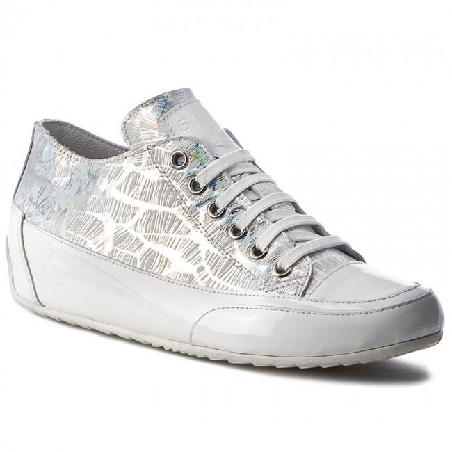 Shoes - SNAKE - S12.135 Bianco - Shoes Flats - Low shoes - Women's shoes 0539a0