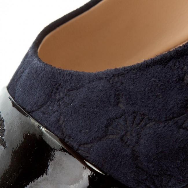 Flats JOOP! - Nikaia 4140003362 Dark Blue 402 - Ballerina Ballerina Ballerina shoes - Low shoes - Women's shoes 84da7d