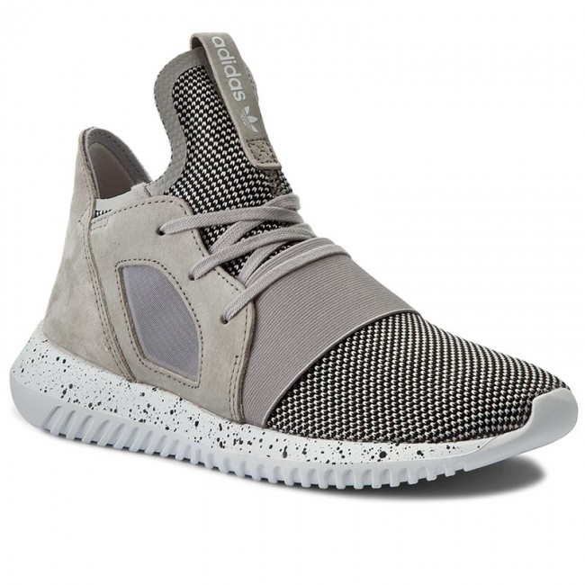Shoes adidas BB5117 - Tubular Defiant W BB5117 adidas Cgrani/Cgrani/Ftwwht - Sneakers - Low shoes - Women's shoes 7cb8c8