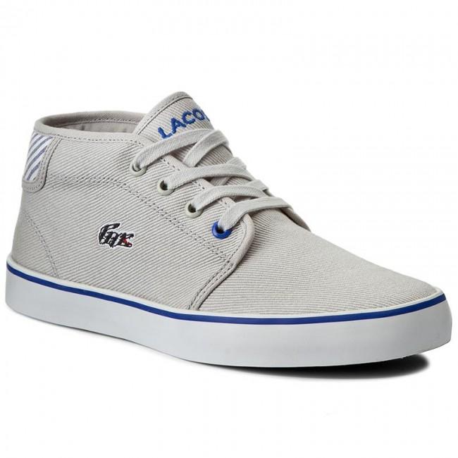 Sneakers LACOSTE Caj - Ampthill 117 1 Caj LACOSTE 7-33CAJ1000334 Lt Gry - Sneakers - Low shoes - Women's shoes d46f13