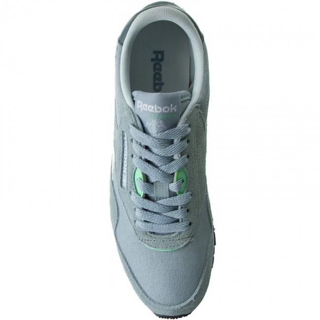 half off bf50f 0f4f3 ... Shoes Reebok - Cl Cl Cl Nylon Slim Hv BD1784 Grey Stonewash White  ...