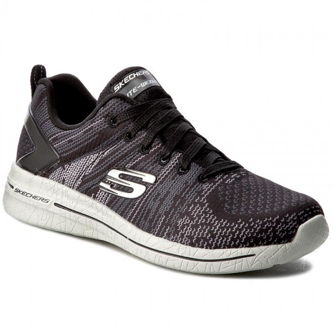 Shoes SKECHERS - Burst 2.0 12651/BKGY Sports Black/Gray - Fitness - Sports 12651/BKGY shoes - Women's shoes 541efc