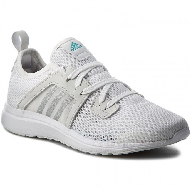 Shoes adidas - Durama Indoor W BA7395 Ftwwht/Msilv - Indoor Durama - Running shoes - Sports shoes - Women's shoes e3b97b