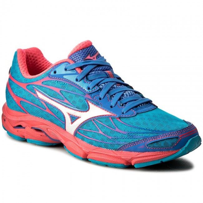 Shoes MIZUNO - Wave Catalyst J1GD163301 Blue - Indoor - shoes Running shoes - Sports shoes - - Women's shoes 2c5578