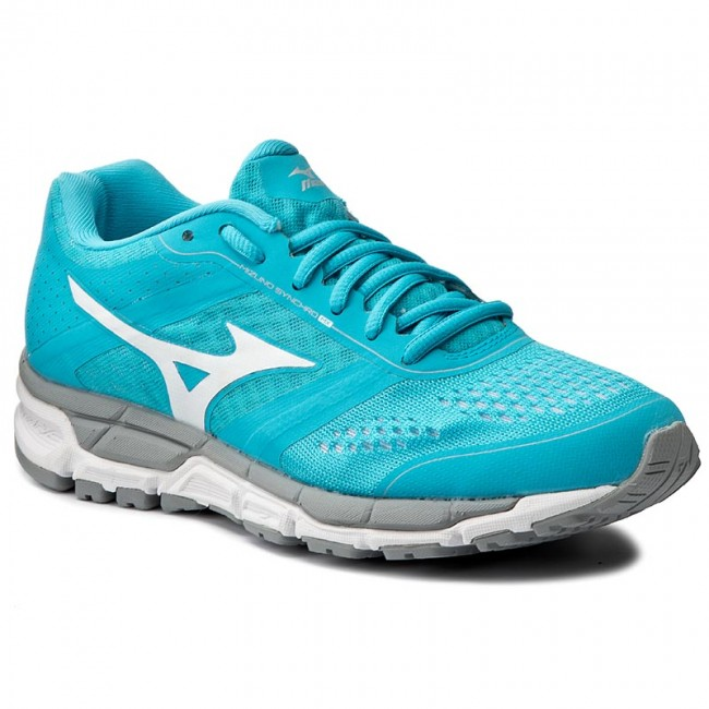 Shoes MIZUNO - Synchro Mx Indoor (W) J1GF161901 Blue - Indoor Mx - Running shoes - Sports shoes - Women's shoes 810b60