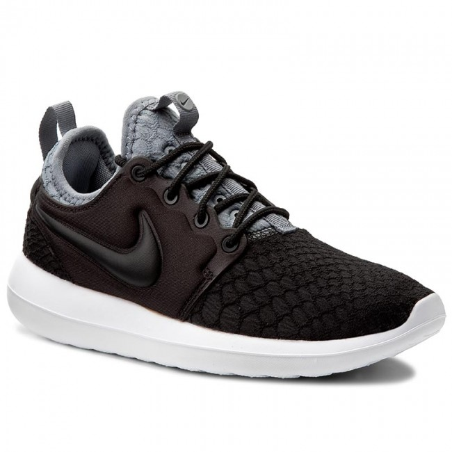 Shoes NIKE - Roshe Black/Black/Cool Two Se 881188 001 Black/Black/Cool Roshe Grey/White - Sneakers - Low shoes - Women's shoes 5aba86