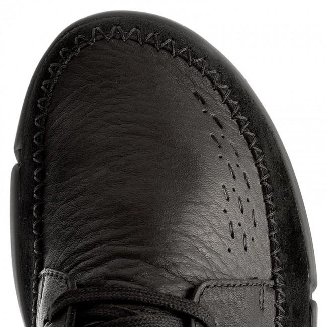 Tendance: 261272017 chaussures clarks - trifri dentelde cuir noir chaussures - un - bas chaussures chaussures noir - hommes f19937