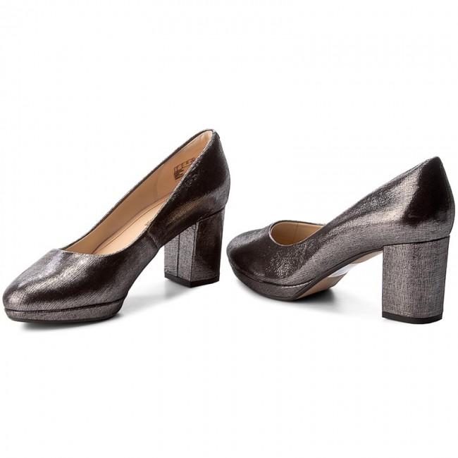 Bon rapport chaussures qualité prix < chaussures rapport clarks - kelda espère 261285554 chaussures basses en talons - métal - des chaussures de femme ae4461