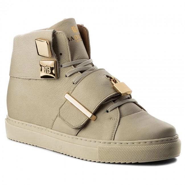 Sneakers BADURA - 6296-69-L Beż 1019 - Sneakers Women's - Low shoes - Women's Sneakers shoes 6b81de
