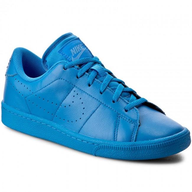 Shoes NIKE - Tennis Classic Prm Blue/Pht (GS) 834123 400 Photo Blue/Pht Prm Blue Unvrsty Bl - Sneakers - Low shoes - Women's shoes 6d9646