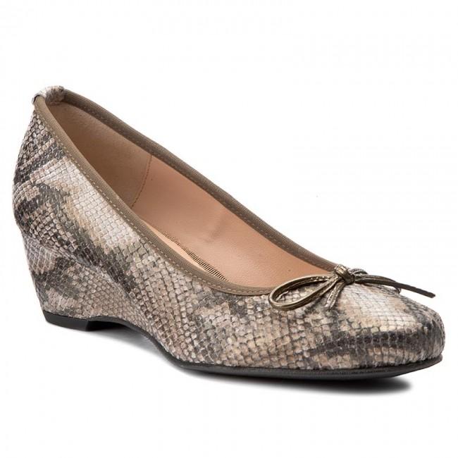 Shoes BRENDA ZARO - - H.Laura F1812 Serpiente - ZARO Wedge-heeled shoes - Low shoes - Women's shoes 67dbc4