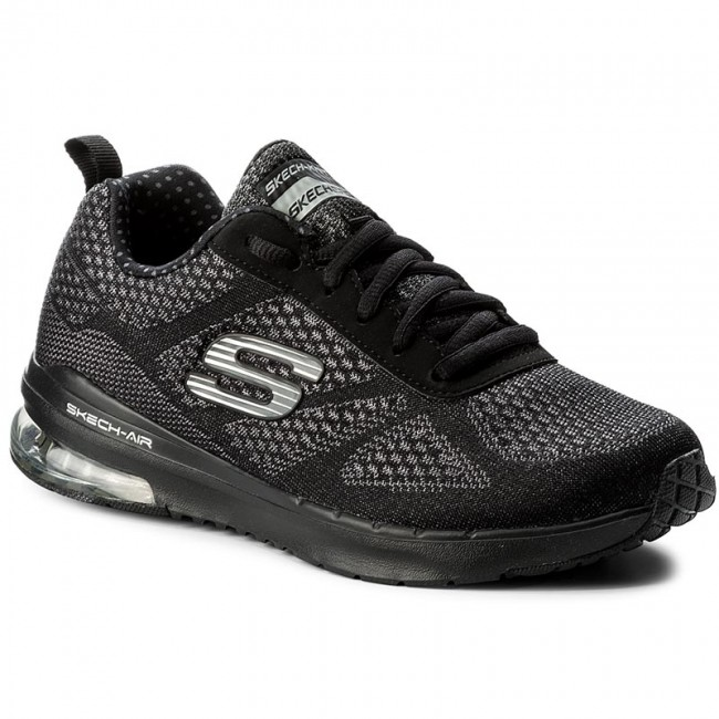 Shoes SKECHERS - - Skech-Air Infinity 12111/BBK Black - - Fitness - Sports shoes - Women's shoes 0ea33a