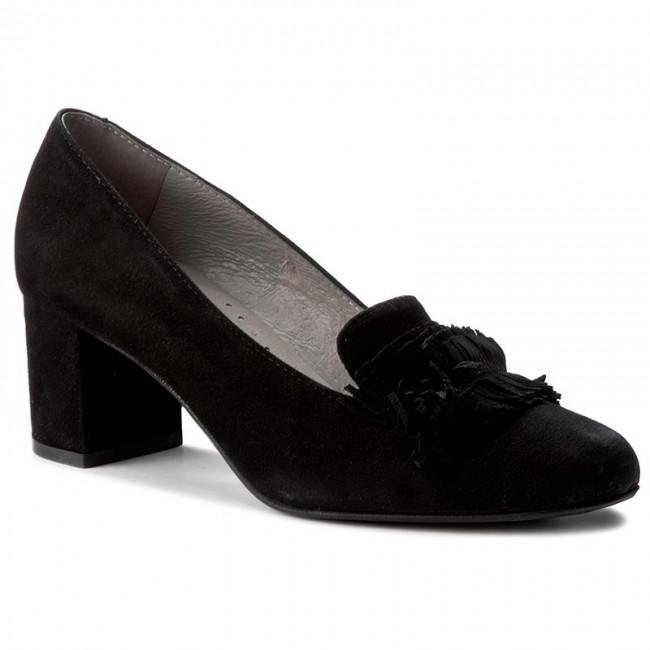Shoes EKSBUT - - 27-4756-136-1G Black - Heels - - Low shoes - Women's shoes d7620f