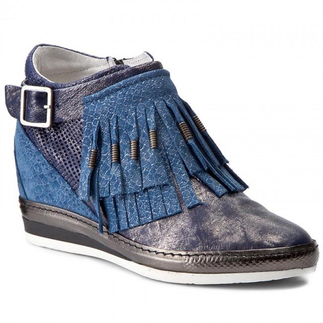 Sneakers KHRIO - 171K7104PKNJLQ  Blu/Blu - - Sneakers - Low shoes - - Women's shoes 603541