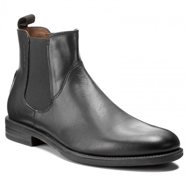 Ankle Boots VAGABOND - Salvatore 4464-001-20 - Black - Chelsea boots - 4464-001-20 High boots and others - Men's shoes 26820f