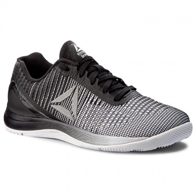 Shoes Reebok - R Crossfit Nano 7 BS8352 White/Black/Silver Met shoes - Fitness - Sports shoes Met - Women's shoes 281258
