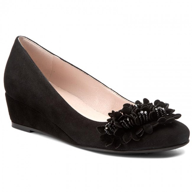 Shoes GINO ROSSI - Jena DCH674-W12-4900-9900-0 99 - shoes Wedge-heeled shoes - Low shoes - - Women's shoes 3148c9