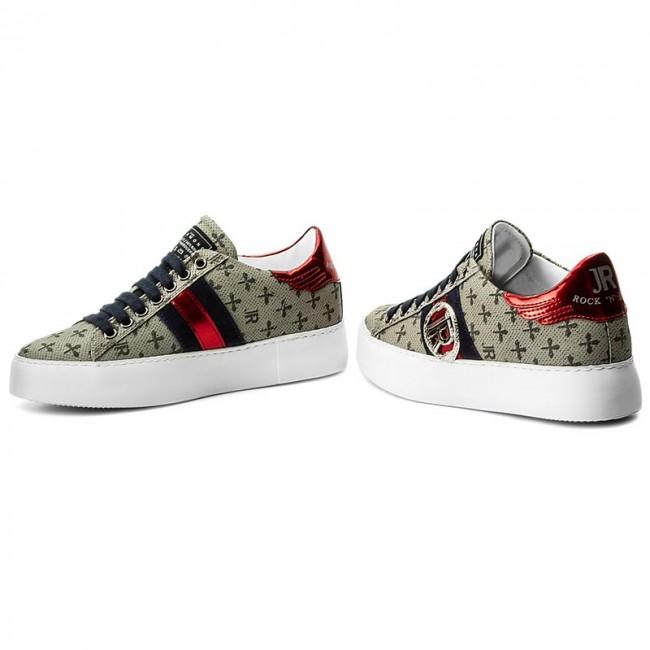 baskets john richmond - naturale 3312 e naturale - - tennis - bas chaussures chaussures - femmes e516d0