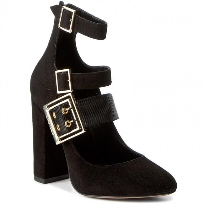 Shoes LIU JO - Decollete Fibbie 22222 Tc S67091 P0021 Nero 22222 Fibbie - Heels - Low shoes - Women's shoes 360fca