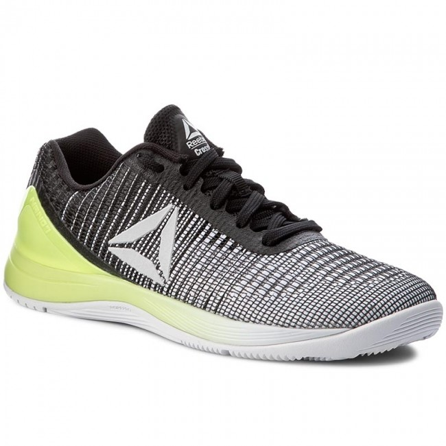Shoes Reebok - R Crossfit Nano 7 BS8295 Fitness  White/Skull Grey/Electric - Fitness BS8295 - Sports shoes - Women's shoes af3e68