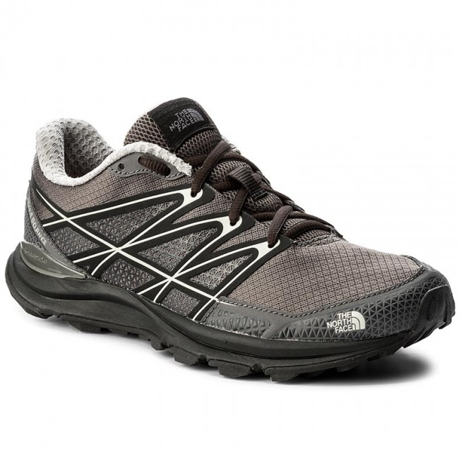 Shoes THE NORTH FACE - Litewave Grey/Foil Endurance T92VVJTTE Dark Gull Grey/Foil Litewave Grey - Outdoor - Running shoes - Sports shoes - Women's shoes 58ce08