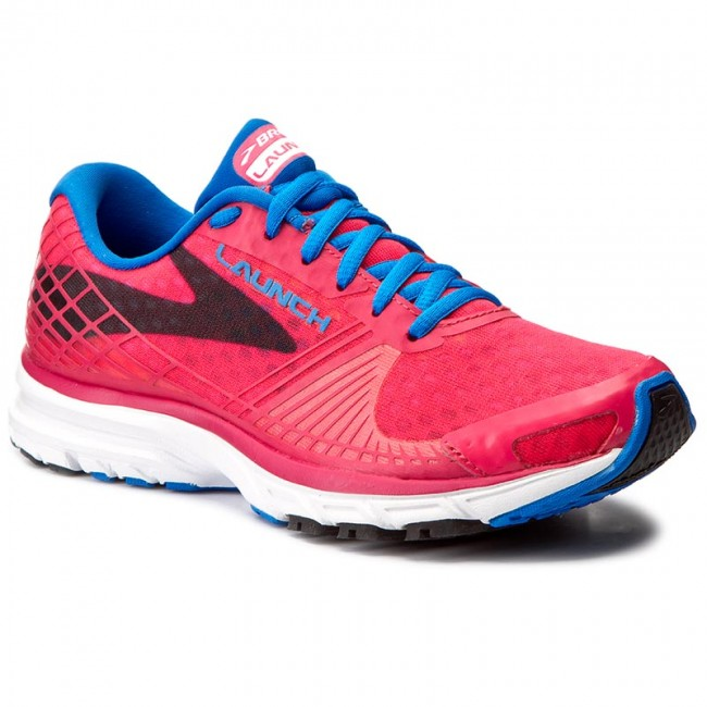 Shoes BROOKS - Launch Mylapink/Electricblue/Lemonade 3 120206 1B 655 Mylapink/Electricblue/Lemonade Launch - Indoor - Running shoes - Sports shoes - Women's shoes 5fb7cd