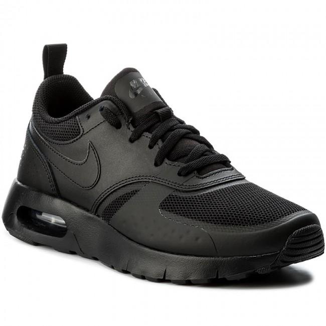 Shoes NIKE - Air Max Vision (GS) 917857 003 Black/Black shoes - Sneakers - Low shoes Black/Black - Women's shoes 3323d2