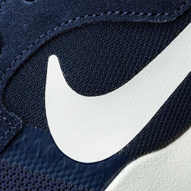 Nouvelles étagères——chaussures nike - air guile max guile air 916768 400 minuit marine / Blanc  - tennis - bas chaussures chaussures - hommes 4ff5b3