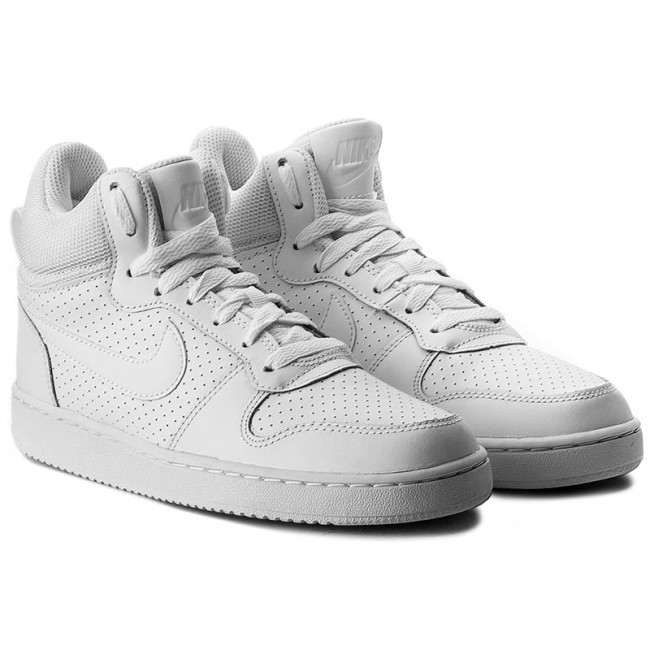 Scarpe 110 NIKE Court Borough 844906 Mid 844906 Borough 110 scarpe bianca bianca   4334e8