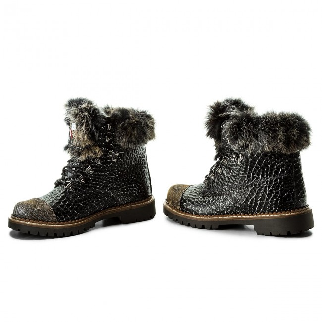 Boots NEW ITALIA SHOES - 1815418A/3 Black boots - Boots - High boots Black and others - Women's shoes 52c0e9