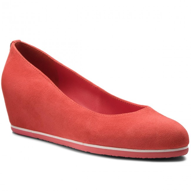 Shoes HÖGL - 5-104202 Koralle 8900 Low - Wedge-heeled shoes - Low 8900 shoes - Women's shoes f2ae38
