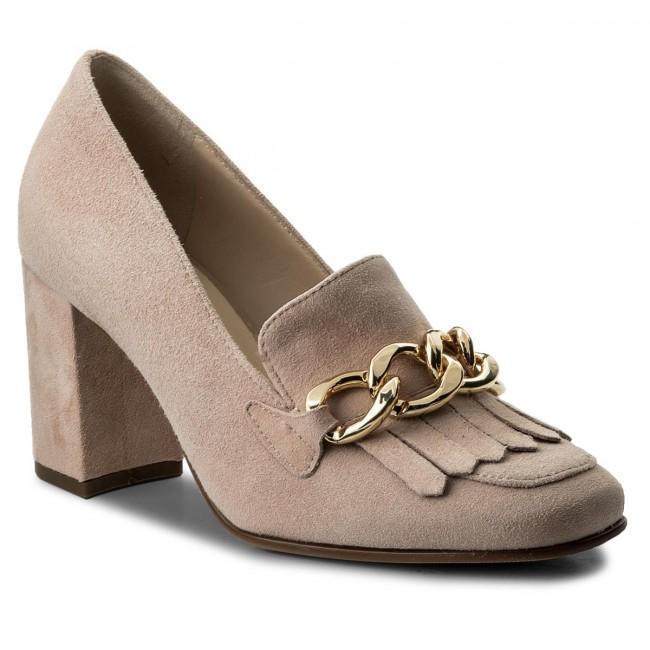 Shoes HÖGL - 5-107022 Nude 1800 shoes - Heels - Low shoes 1800 - Women's shoes 0a4bc4