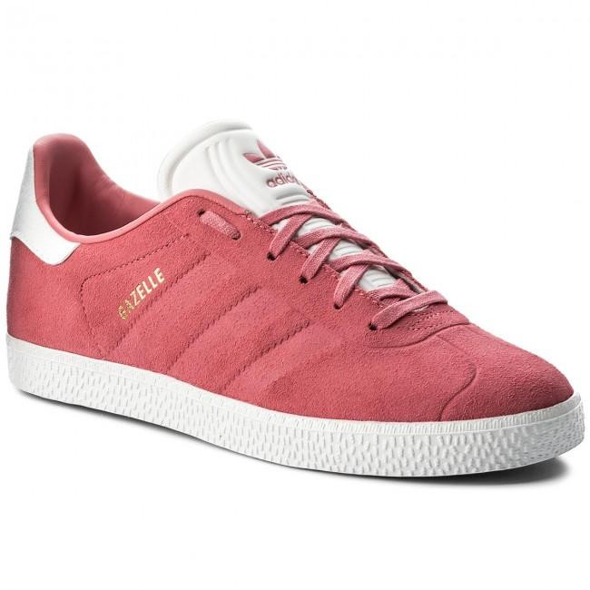 Shoes adidas Chapnk/Chapnk/Ftwwht - Gazelle J CQ2882 Chapnk/Chapnk/Ftwwht adidas - Sneakers - Low shoes - Women's shoes a2a016