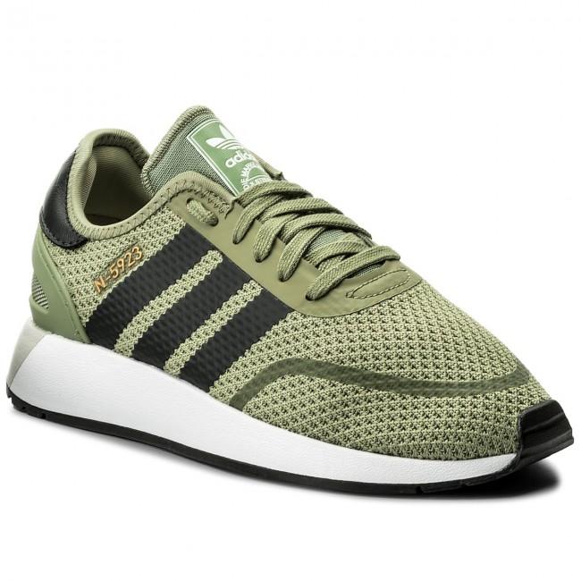 Shoes Tengrn/Carbon/Ftwwht adidas - N-5923 DB0959 Tengrn/Carbon/Ftwwht Shoes - Sneakers - Low shoes - Women's shoes aa6d63