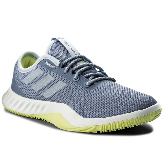 Shoes adidas - CrazyTrain - Lt W CG3497 Chablu/Ftwwht/Sefrye - CrazyTrain Indoor - Running shoes - Sports shoes - Women's shoes 15a5bb