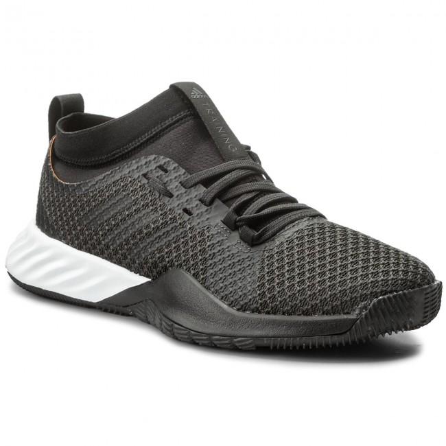 Shoes adidas - CrazyTrain Pro 3.0 W CG3482 Carbon/Cblack/Ftwwht - - Fitness - Sports shoes - - Women's shoes 5bb70c