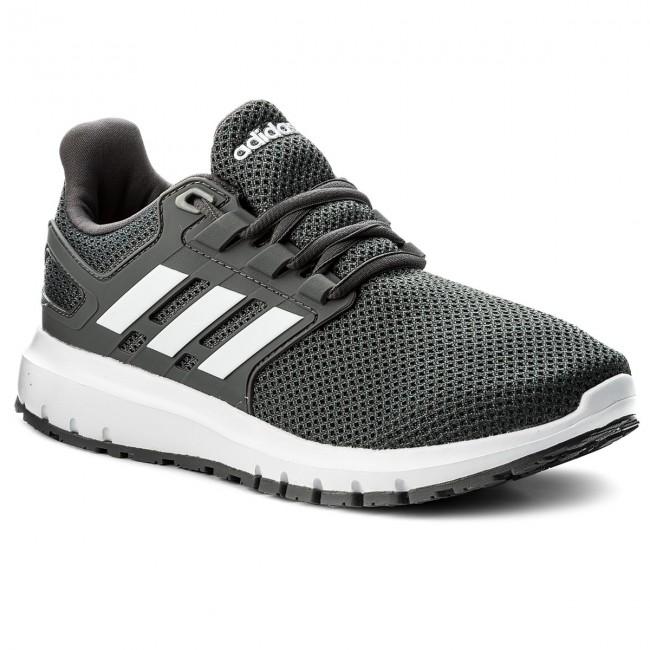 Shoes adidas - Energy Cloud - 2 W CG4070 Grefiv/Ftwwht/Carbon - Cloud Indoor - Running shoes - Sports shoes - Women's shoes 776df4