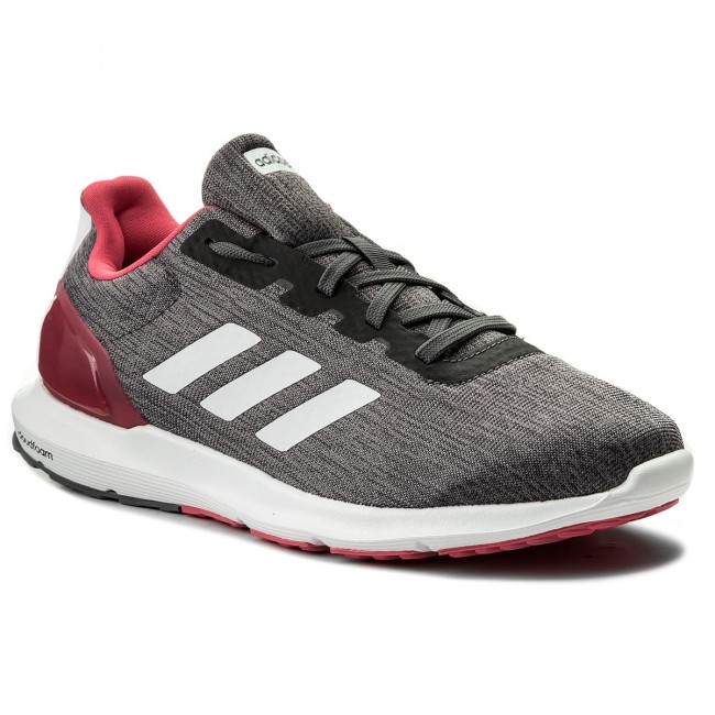 Shoes adidas CP8718 - Cosmic 2 W CP8718 adidas Grethr/Ftwwht/Grefou - Indoor - Running shoes - Sports shoes - Women's shoes 3890e4