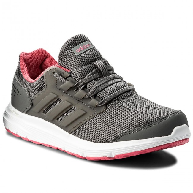 Shoes adidas - Galaxy 4 W CP8837  Running Grefou/Reapnk - Indoor - Running  shoes - Sports shoes - Women's shoes 8d440f
