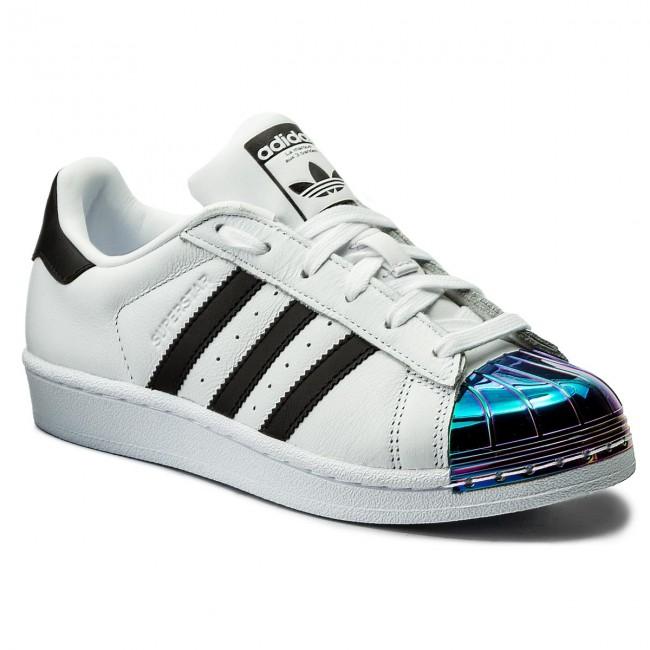 Zapatos adidas adidas Zapatos Superstar Mt W CQ2610 Low Ftwwht/Cnegro/Supcol 0d081f