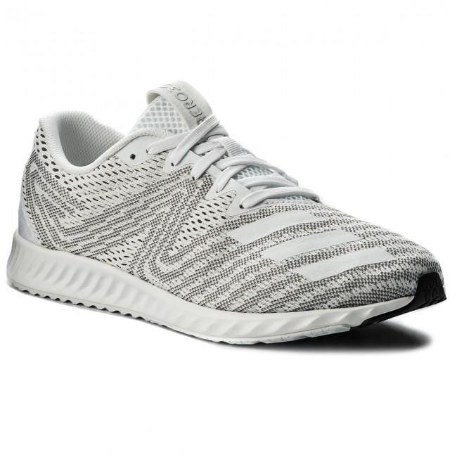 Shoes adidas - Aerobounce Ftwwht/Ftwwht/Cblack Pr W DA9955  Ftwwht/Ftwwht/Cblack Aerobounce - Indoor - Running shoes - Sports shoes - Women's shoes c492cc
