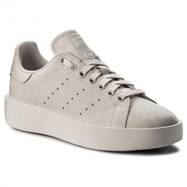 Buty adidas - Stan Smith Bold Sneakers W DA8641 Orctin/Orctin/Orctin - Sneakers Bold - Low shoes - Women's shoes 065821