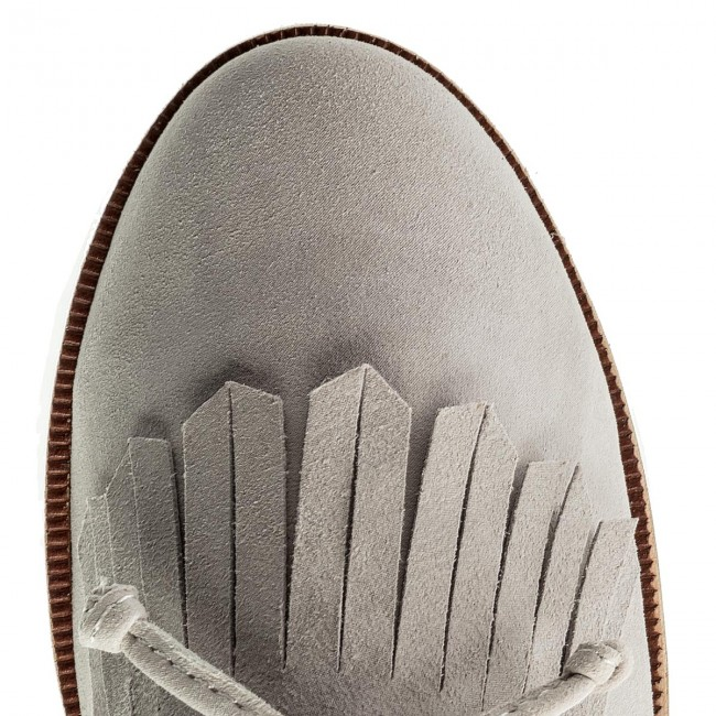 Shoes CAPRICE CAPRICE CAPRICE - 9-24204-20 Lt Grey Pearl 212 - Flats - Low shoes - Women's shoes b0da66