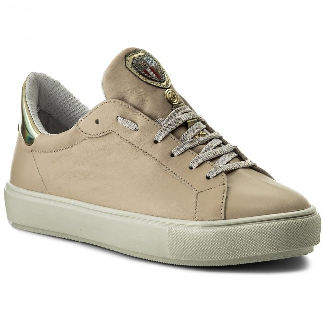 Sneakers NEW NEW NEW ITALIA SHOES - 1829388A/2 Beige - Sneakers - Low shoes - Women's shoes 2046b9