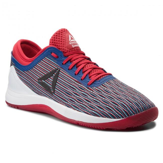 Shoes Reebok - R Crossfit Nano 8.0 CN1044 Sports Red/Royal/White - Fitness - Sports CN1044 shoes - Women's shoes 163c27