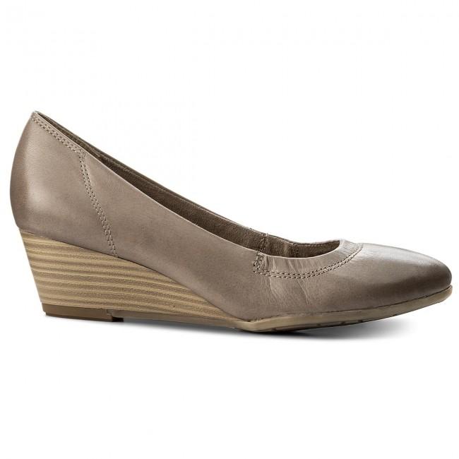 Prix spécial——chaussures marco tozzi - 2-22300-20 s taupe 341 - wedge heeled Chaussure s 2-22300-20 - bas chaussures chaussures - femmes e45c28